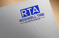 Roswell Tire & Appliance Logo - Entry #79