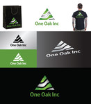 One Oak Inc. Logo - Entry #39