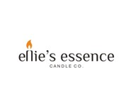 ellie's essence candle co. Logo - Entry #71