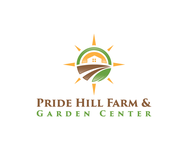 Pride Hill Farm & Garden Center Logo - Entry #62