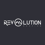 Revolution Roofing Logo - Entry #380