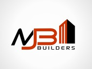 MJB BUILDERS Logo - Entry #1