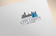 City Limits Vet Clinic Logo - Entry #315