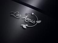 Les Amis Logo - Entry #29
