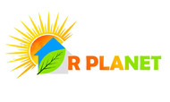 R Planet Logo design - Entry #4
