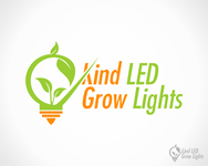 Kind LED Grow Lights Logo - Entry #2