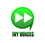 Logo for Ivy Voices - Entry #108