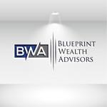 Blueprint Wealth Advisors Logo - Entry #369