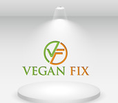 Vegan Fix Logo - Entry #131