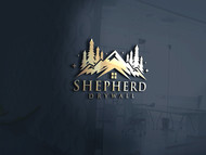 Shepherd Drywall Logo - Entry #11