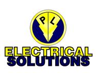 P L Electrical solutions Ltd Logo - Entry #71