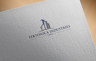Tektonica Industries Inc Logo - Entry #76