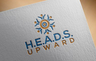 H.E.A.D.S. Upward Logo - Entry #75