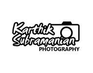 Karthik Subramanian Photography Logo - Entry #148