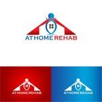 At Home Rehab Logo - Entry #94