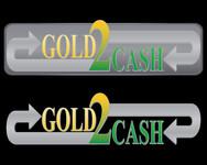 Gold2Cash Business Logo - Entry #41