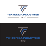 Tektonica Industries Inc Logo - Entry #47