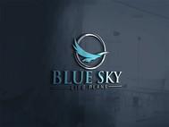 Blue Sky Life Plans Logo - Entry #278