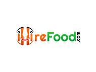 iHireFood.com Logo - Entry #81