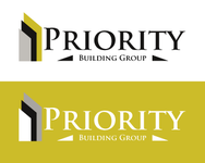 Priority Building Group Logo - Entry #70