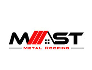 Mast Metal Roofing Logo - Entry #266