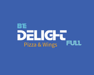 DELIGHT Pizza & Wings  Logo - Entry #46