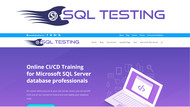 SQL Testing Logo - Entry #190