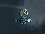 Empower Sales Logo - Entry #58