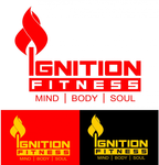 Ignition Fitness Logo - Entry #90