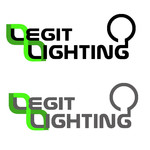 Legit LED or Legit Lighting Logo - Entry #12