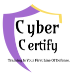 Cyber Certify Logo - Entry #175