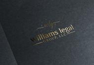 williams legal group, llc Logo - Entry #143