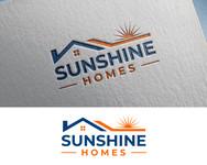 Sunshine Homes Logo - Entry #179