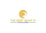 The Debt What If Calculator Logo - Entry #56