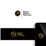 Rock Ridge Wealth Logo - Entry #435