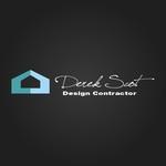Derek Scot, Design Contractor Logo - Entry #53