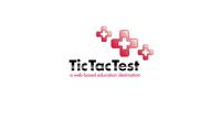 TicTacTest Logo - Entry #99