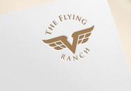 The Flying V Ranch Logo - Entry #115