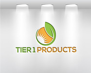 Tier 1 Products Logo - Entry #187