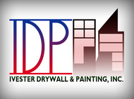 IVESTER DRYWALL & PAINTING, INC. Logo - Entry #87
