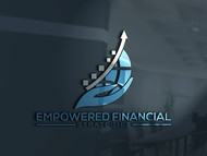 Empowered Financial Strategies Logo - Entry #73