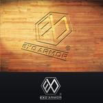EXO Armor  Logo - Entry #105