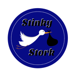 Stinky Stork Logo - Entry #50