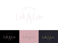 Lali & Loe Clothing Logo - Entry #24