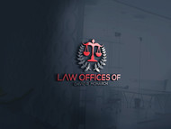 Law Offices of David R. Monarch Logo - Entry #206
