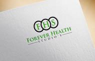 Forever Health Studio's Logo - Entry #27