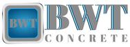 BWT Concrete Logo - Entry #477