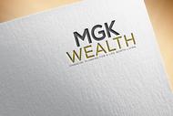 MGK Wealth Logo - Entry #480