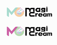 MagiCream Logo - Entry #44