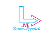 LiveDream Apparel Logo - Entry #320